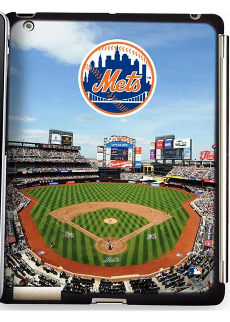Ipad3 Stadium Collection Baseball Cover - New York Mets