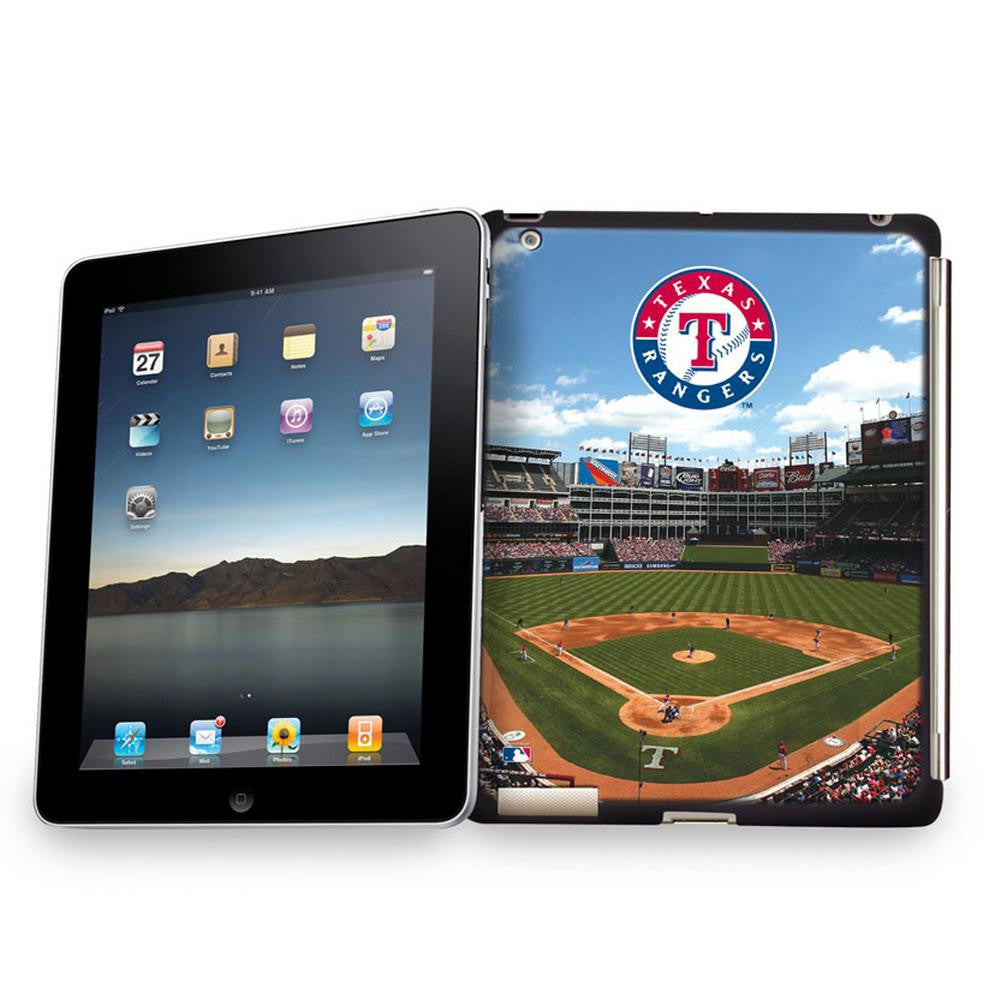 Ipad3 Stadium Collection Baseball Cover - Texas Rangers