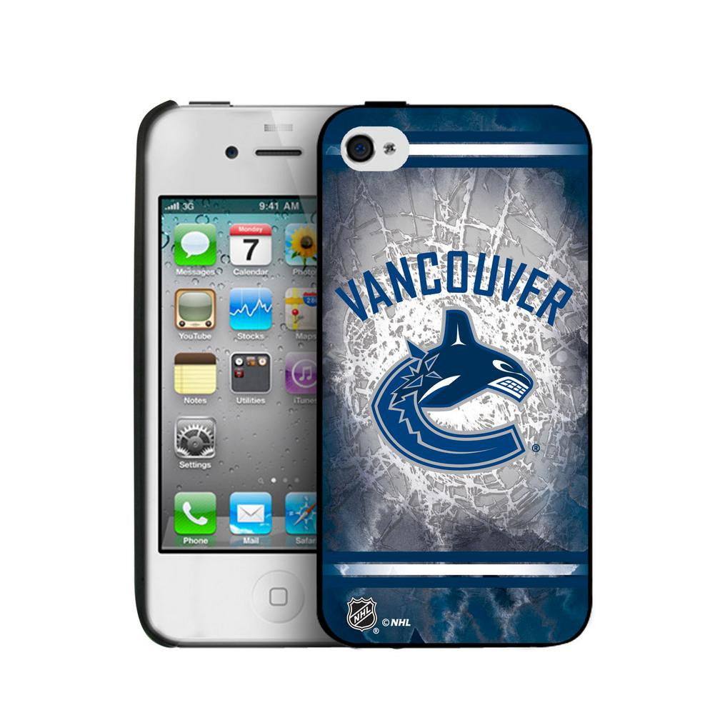 Iphone 44S Hard Cover Case - Vancouver Canucks
