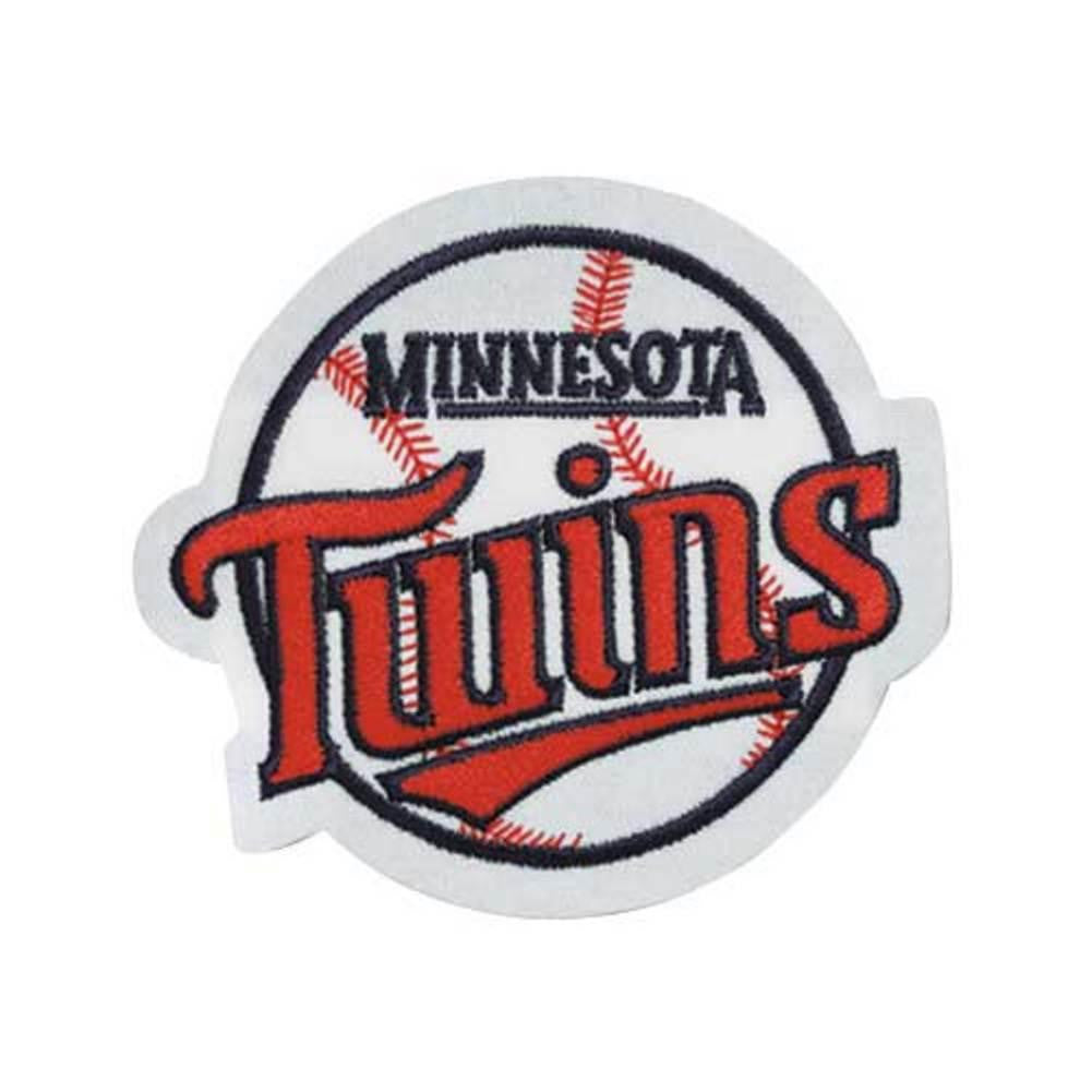 MLB Logo Patch - Twins
