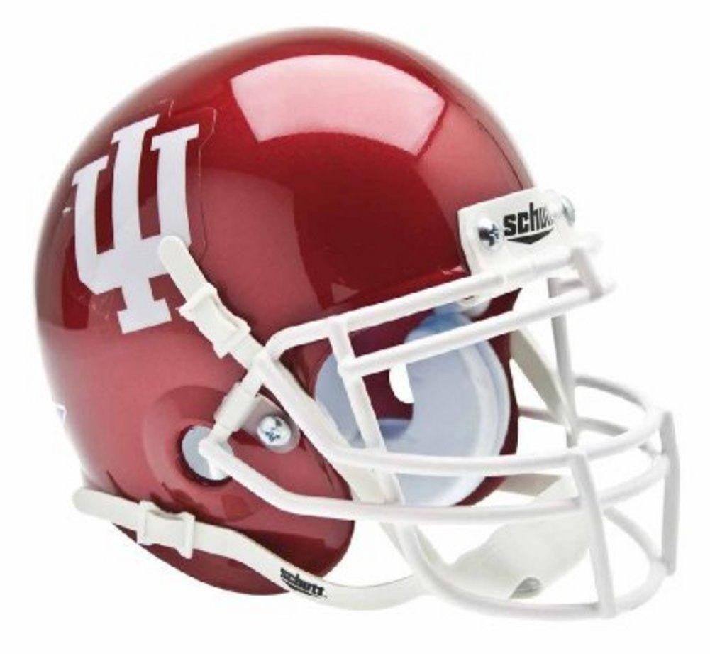 INDIANA HOOSIERS NCAA AUTHENTIC MINI 14 SIZE HELMET