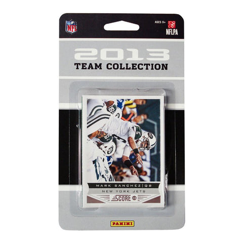 2013 Score NFL Team Set Jets