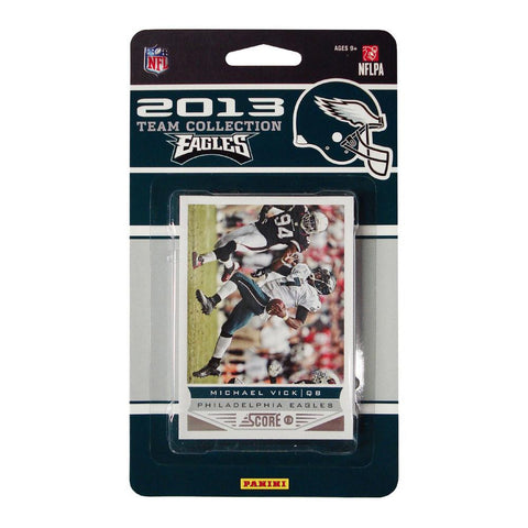 2013 Score NFL Team Set Eagles