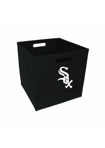 12-Inch Team Logo Storage Cube - Chicago White Sox