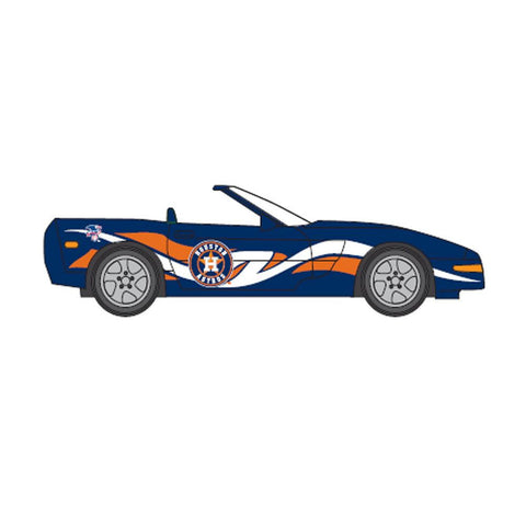 1:64 Corvette - Houston Astros