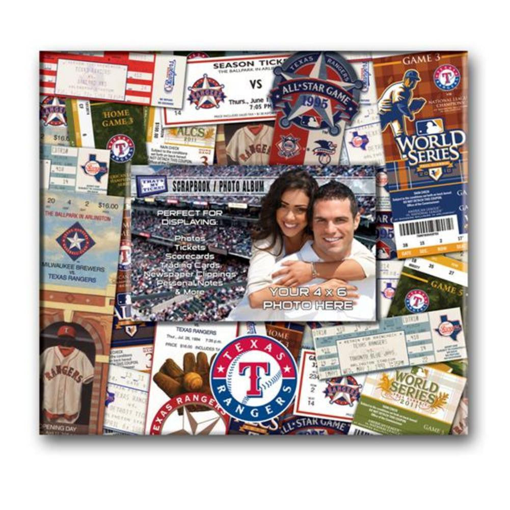 MLB Scrapbook - Texas Rangers