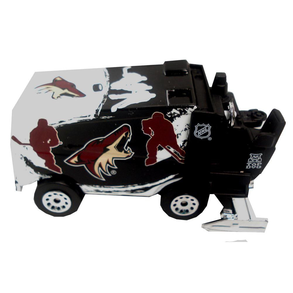 1:50 Scale Top Dog Phoenix Coyotes Zamboni