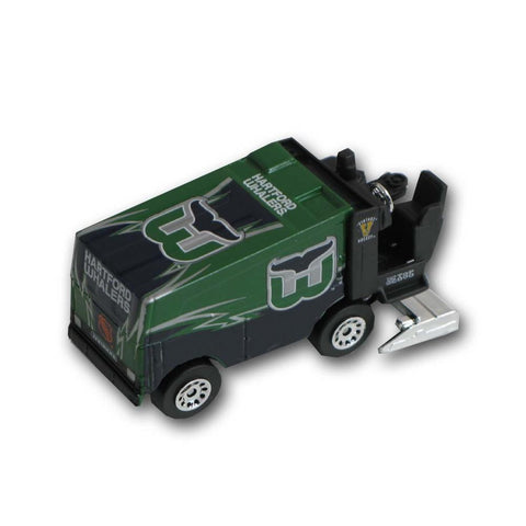 1:50 Zamboni By Top Dog - Hartford Whalers