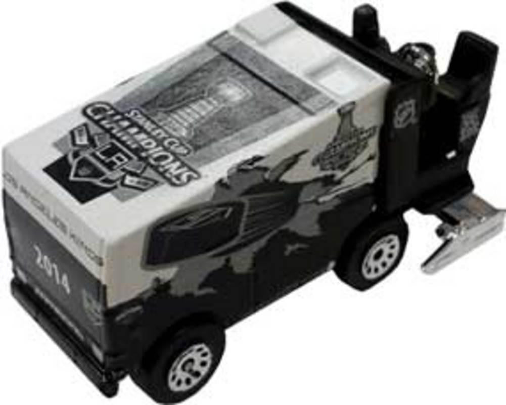 Top Dog 1:50 Scale Zamboni Edmonton Oilers