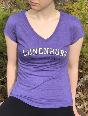 T-Shirt Lunenburg V-Neck AV
