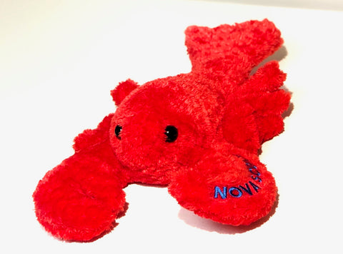"Plush Lobster Quilted 10"" NS"