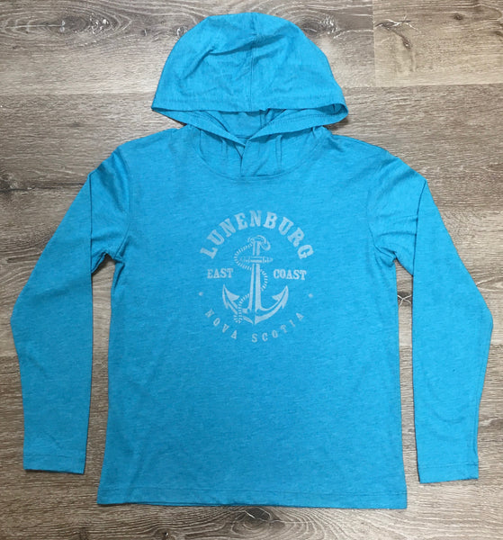Hooded Long Sleeve Youth