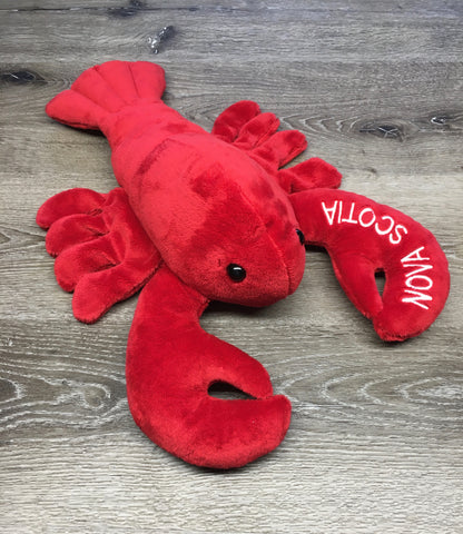 "Plush Lobster 17"" NS"