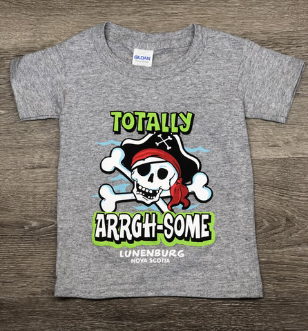 T-Shirt Kid's Totally ARRGH-SOME