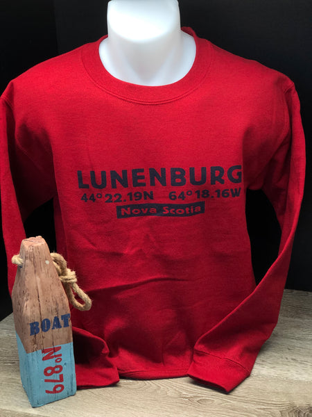 Lunenburg Co-ordinates Sweatshirt