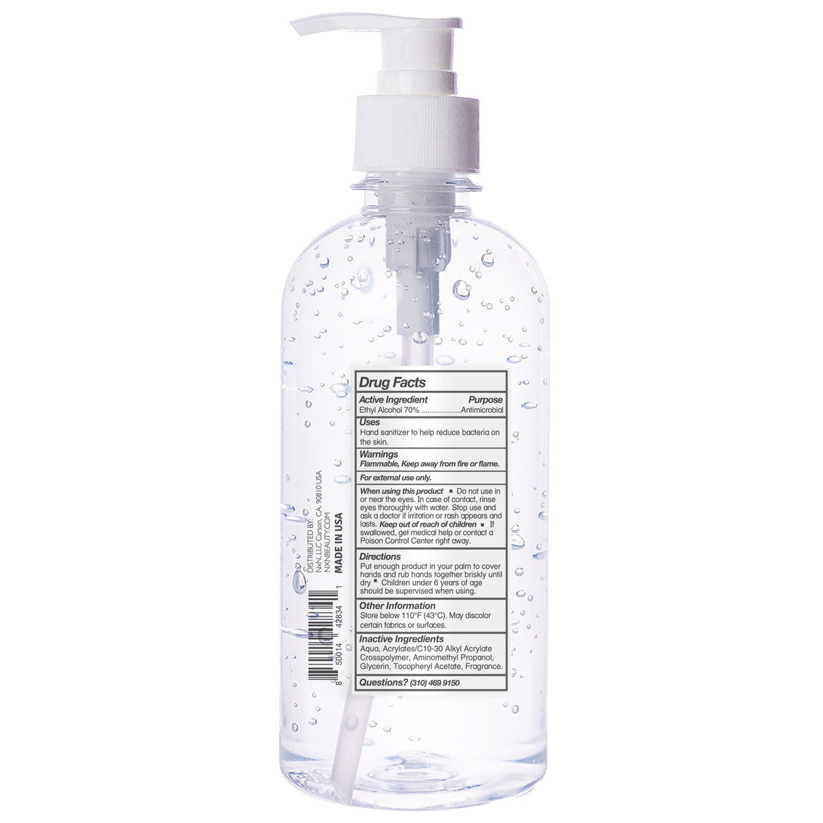 Advanced Hand Sanitizer 12oz - Cara Cara Citrus
