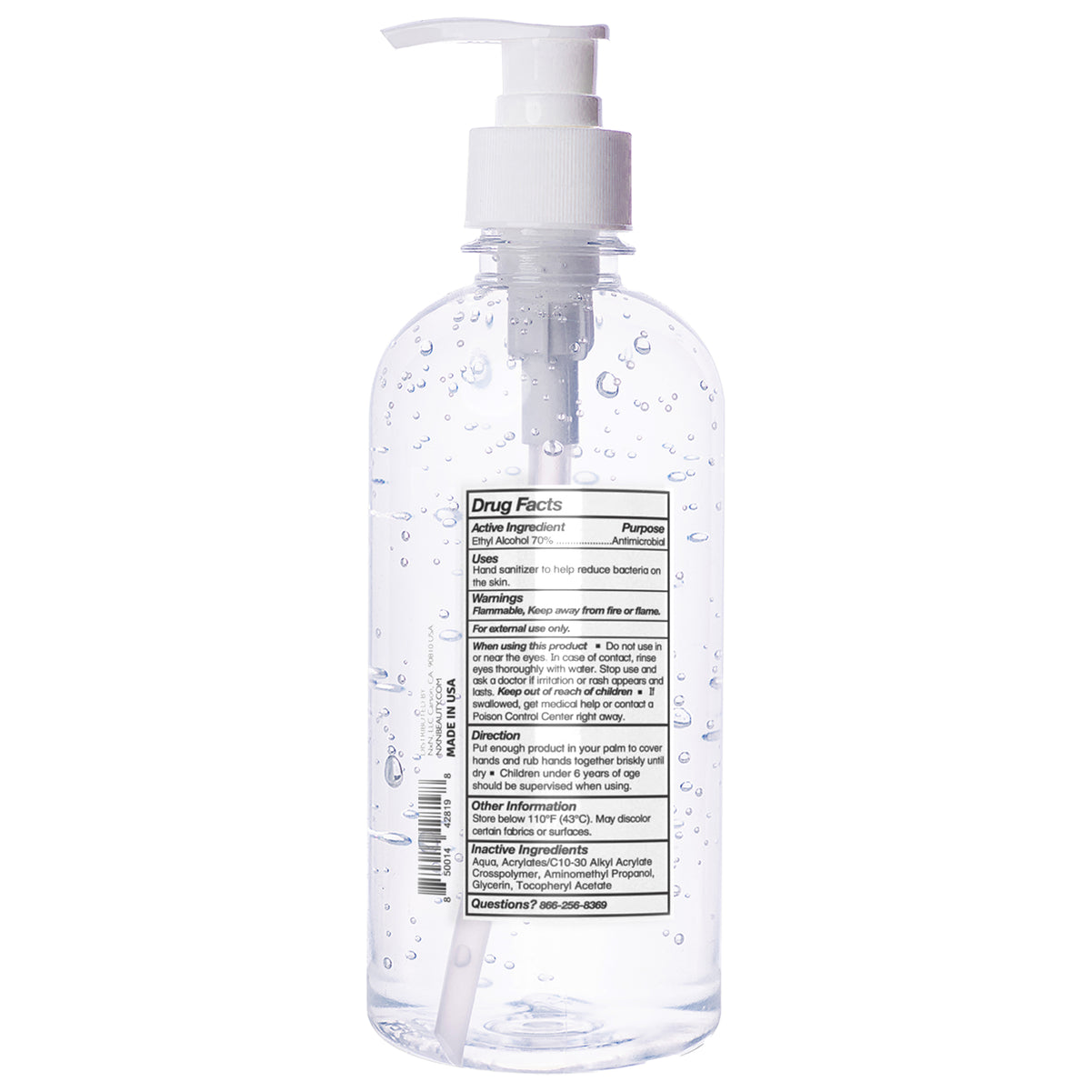 Advanced Hand Sanitizer 12oz - Unscented