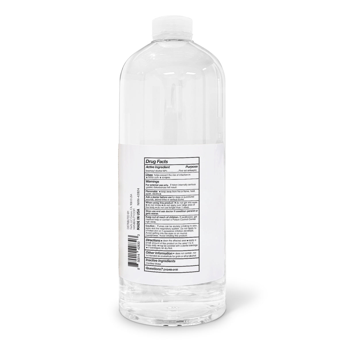 NxN 70% Isopropyl Alcohol, 33.8 oz,  4 Pack