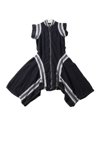 GAULTIER zip dress