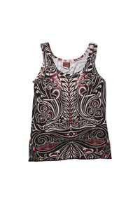GAULTIER tribal tank top