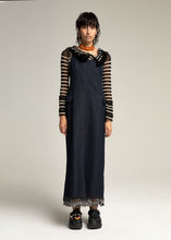 Charger l'image dans la galerie, GAULTIER long denim dress