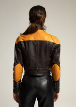 Charger l'image dans la galerie, VINTAGE leather biker jacket