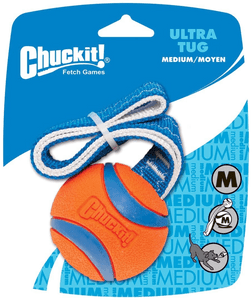 Chuck IT! Ultra Medium - Tug Ball