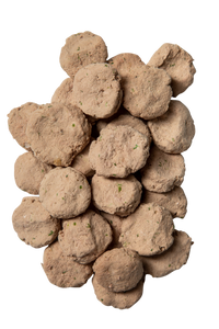 Freeze Dried Dog Treats - Kangaroo with Spinach and Kelp 100g