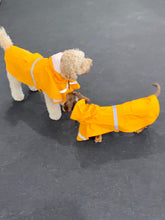 Load image into Gallery viewer, Dog Raincoat Poncho