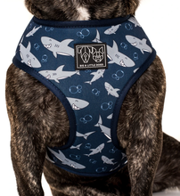 Load image into Gallery viewer, Fintastic: Reversible Dog Harness