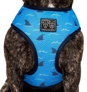 Fintastic: Reversible Dog Harness