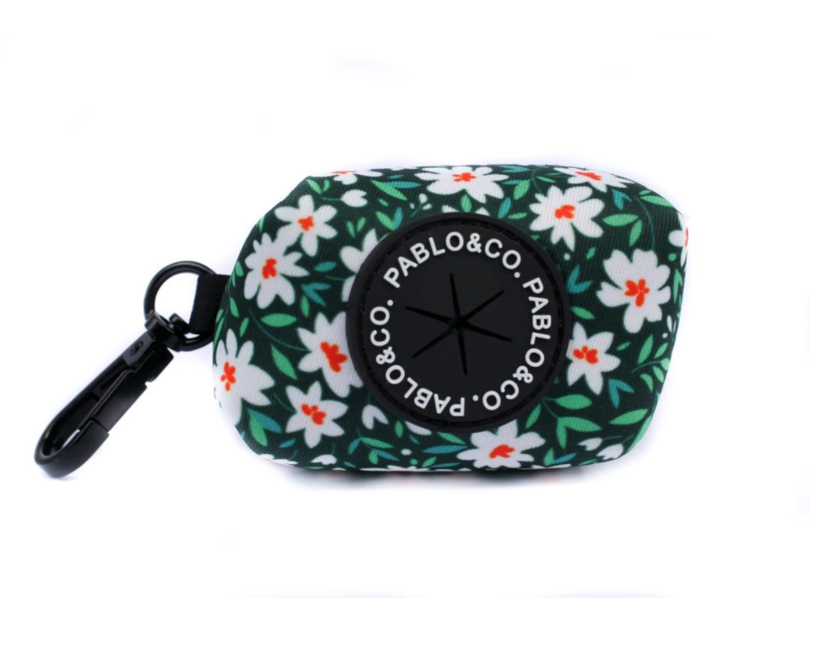The Flower Garden: Poop Bag Holder