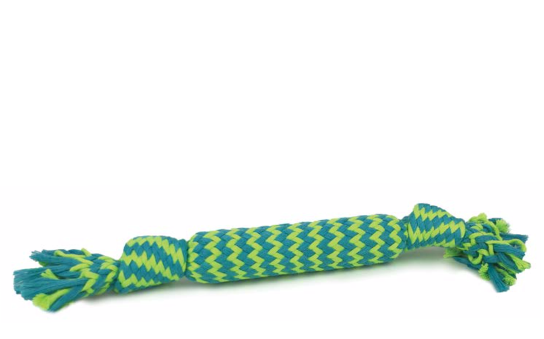 Ruff Play Square Braided Rope 35cm