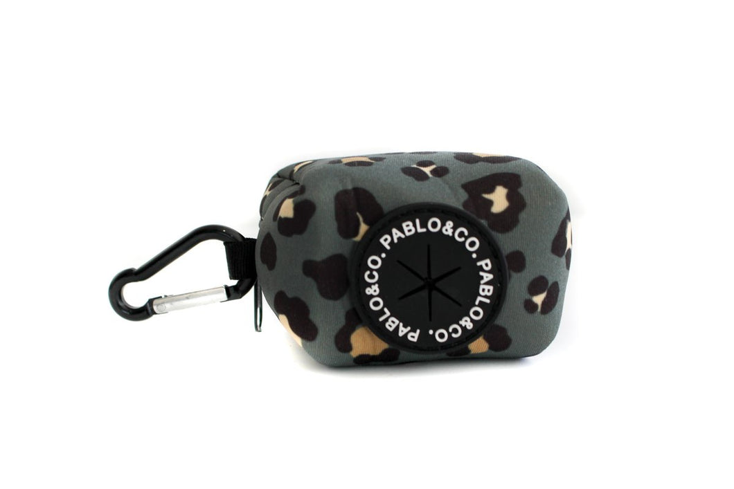 The Khaki Leopard: Poop Bag Holder