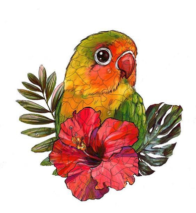 Cute parrot Jigsaw Puzzle