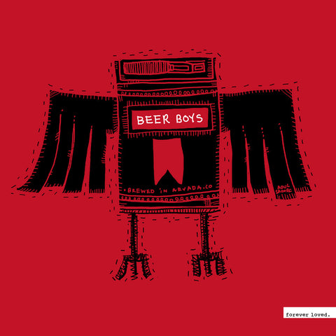 Beer Boys Vinyl plus Digital Download