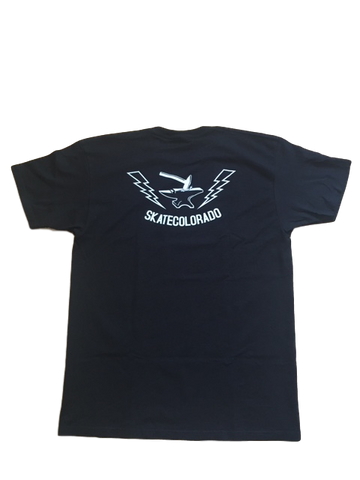 [NEW] T-Shirt Men's Skate Colorado Anvil