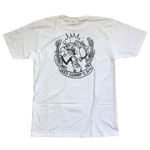 [NEW] T-Shirt Men's Focus Skate Colorado for the Devil series