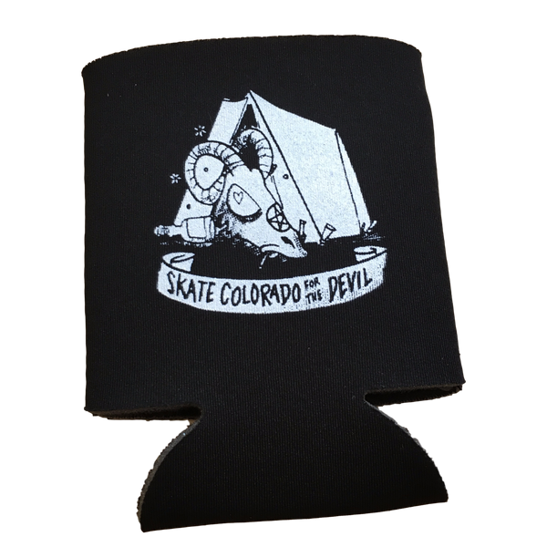 [Price Reduced] Coozie Skate Colorado for the Devil Tent