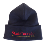 [PRICE REDUCED] Beanie Est. 2002 Skate Colorado