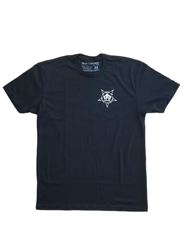 T-Shirt Men's Division of Skate Colorado Pentagram