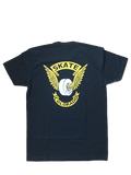 [NEW] T-Shirt Men's Skate Patrol Skate Colorado Black