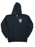 Zip-up Hoodie Skate Colorado Skate Patrol