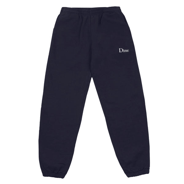 DIME CLASSIC EMBROIDERED SWEATPANTS