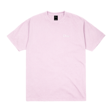 DIME LIGHT PINK CLASSIC EMBROIDERY T-SHIRT