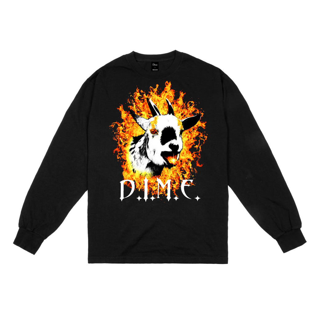 Fire Goat L/S T-Shirt