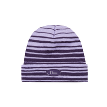DIME PURPLE LEVEL BEANIE