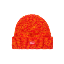 DIME ORANGE MARLED BEANIE