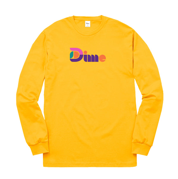 GOOD MORNING L/S T-SHIRT
