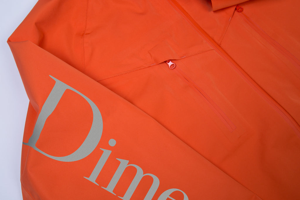 Dime Classic Logo Shell Jacket
